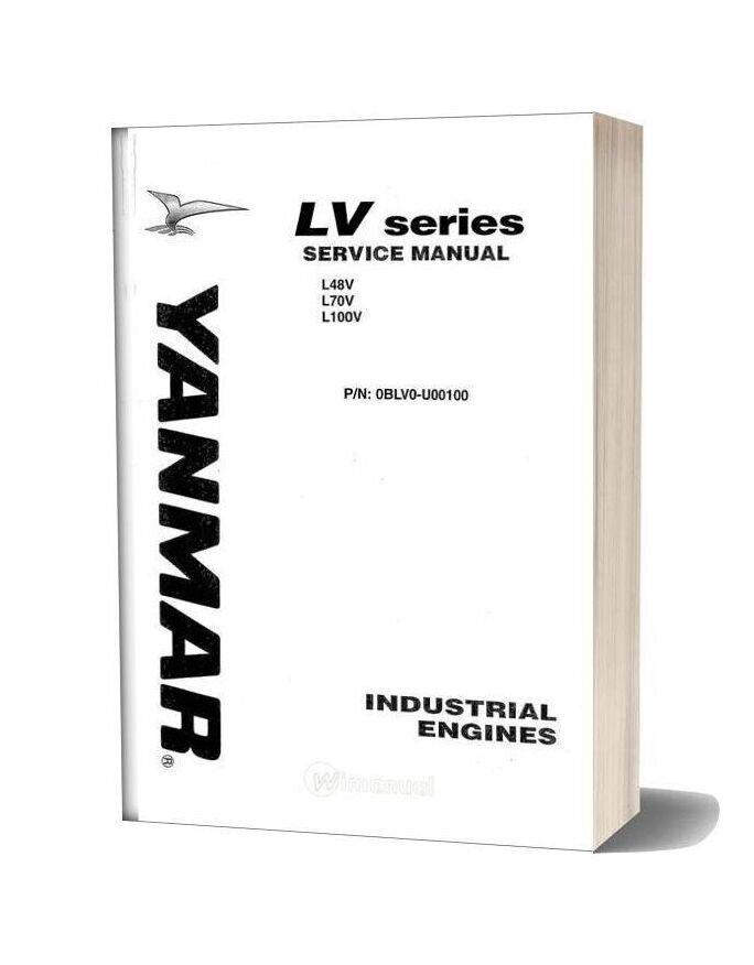 Yanmar Lv Series Service Manual